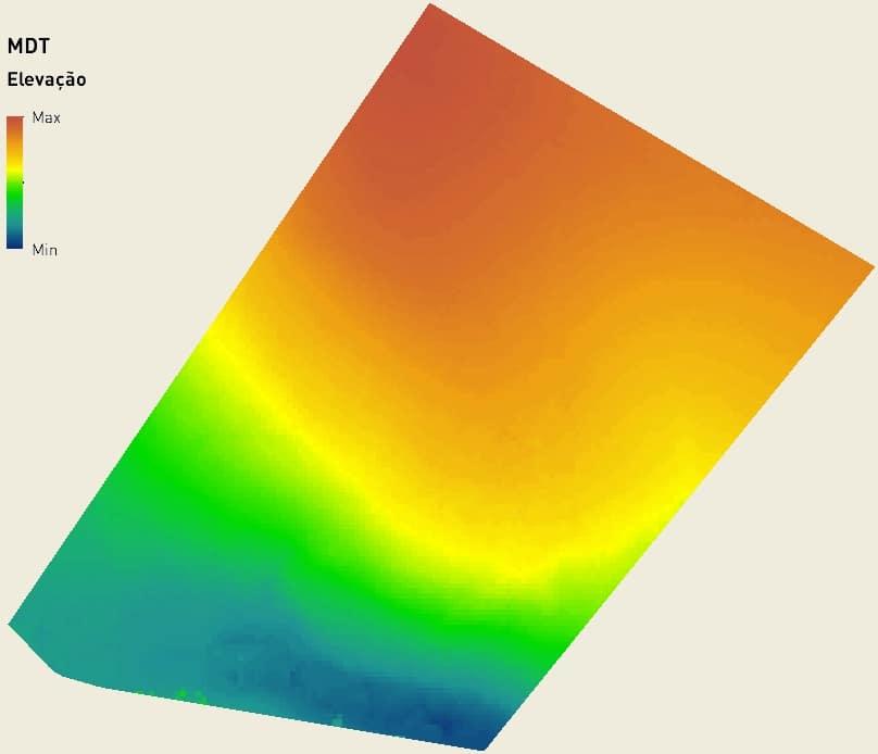 Modelo Digital de Terreno (TIFF)