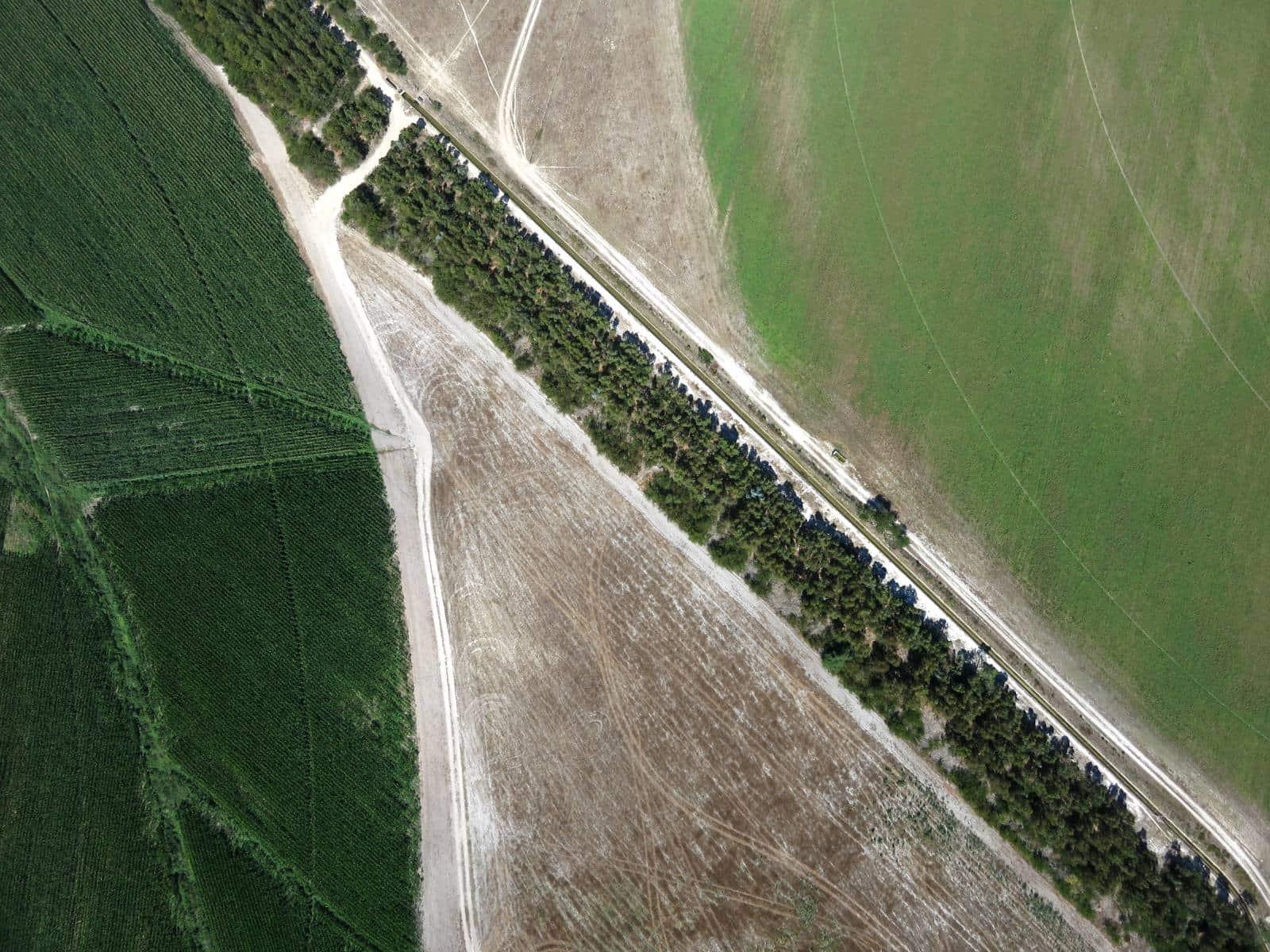 Mapeamento aéreo para apoio à gestão agrícola