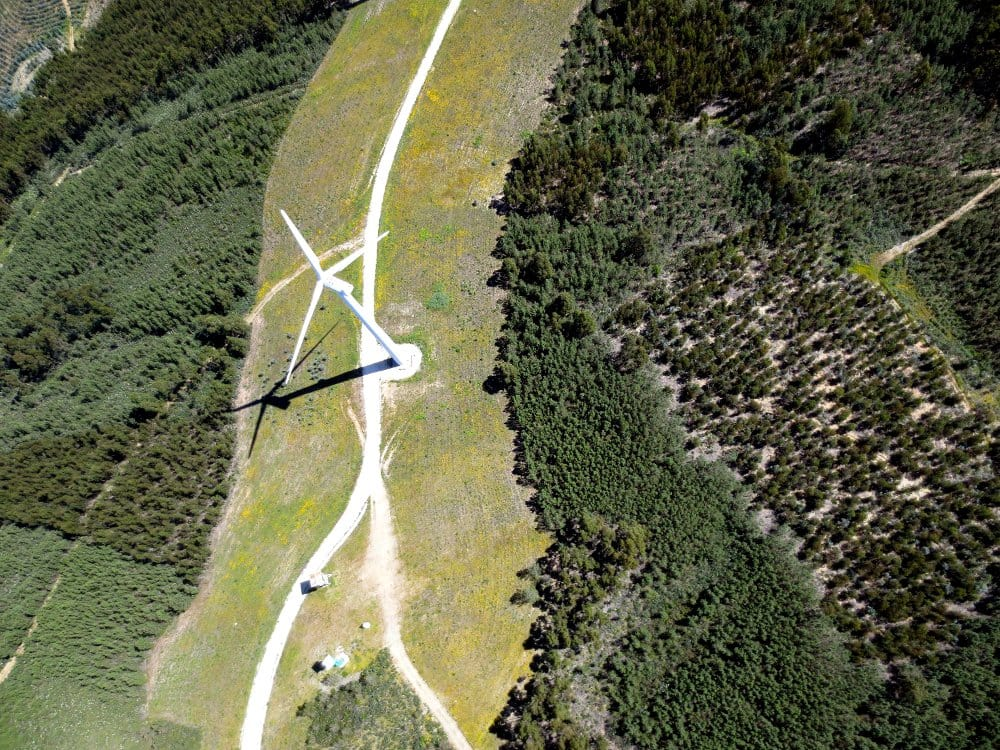 Cadastro e estrutura fundiária via drone